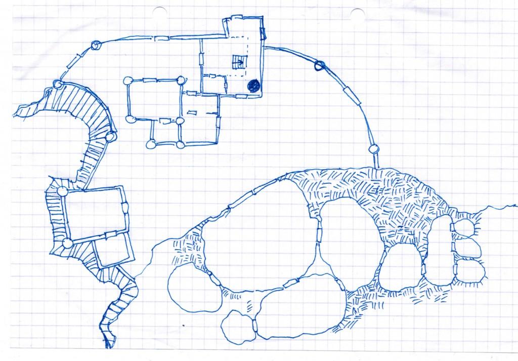 Fort og hulesystem of Dahl